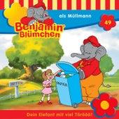Folge 49: als Müllmann von Benjamin Blümchen