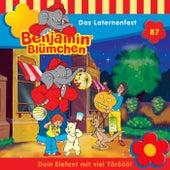 Folge 87: Das Laternenfest von Benjamin Blümchen