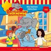 Folge 115: Die kleinen Kätzchen von Benjamin Blümchen