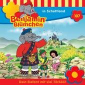 Folge 107: in Schottland von Benjamin Blümchen