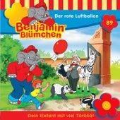 Folge 89: Der rote Luftballon von Benjamin Blümchen