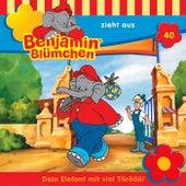 Folge 40: zieht aus von Benjamin Blümchen
