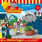 Folge 122: als Polizist von Benjamin Blümchen