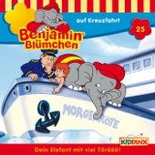 Folge 25: auf Kreuzfahrt von Benjamin Blümchen