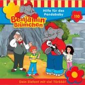 Folge 110: Hilfe für das Pandababy von Benjamin Blümchen