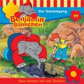 Folge 99: Der Geheimgang von Benjamin Blümchen