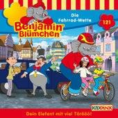 Folge 121: Die Fahrrad-Wette von Benjamin Blümchen