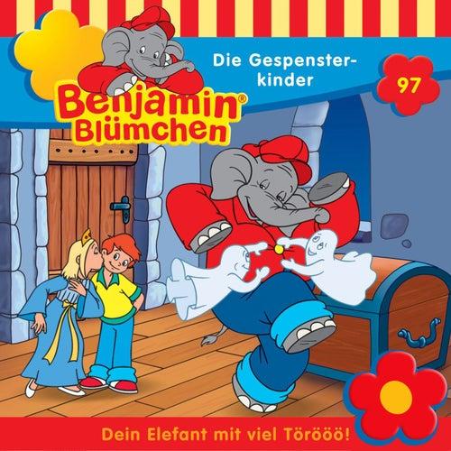 Folge 97: Die Gespensterkinder von Benjamin Blümchen