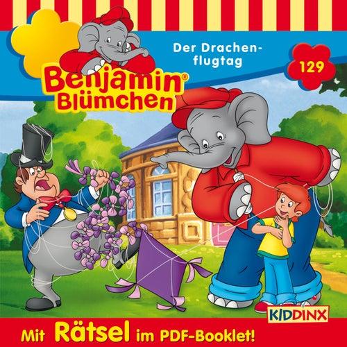 Folge 129: Der Drachenflugtag von Benjamin Blümchen
