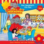 Folge 106: Das Spaghetti-Eis-Fest von Benjamin Blümchen