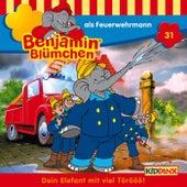 Folge 31: als Feuerwehrmann von Benjamin Blümchen