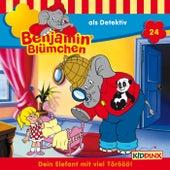 Folge 24: als Detektiv von Benjamin Blümchen