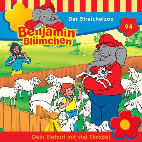 Folge 94: Der Streichelzoo von Benjamin Blümchen