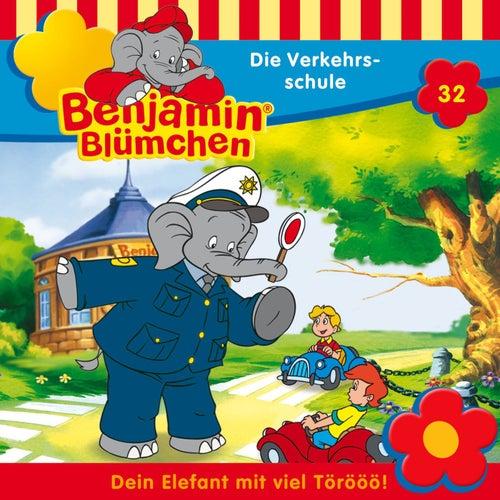 Folge 32: Die Verkehrsschule von Benjamin Blümchen