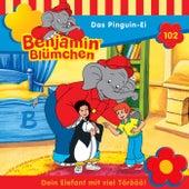 Folge 102: Das Pinguin-Ei von Benjamin Blümchen