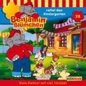 Folge 28: rettet den Kindergarten von Benjamin Blümchen