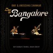 Ravi & Anoushka Shankar Live in Bangalore by Ravi Shankar