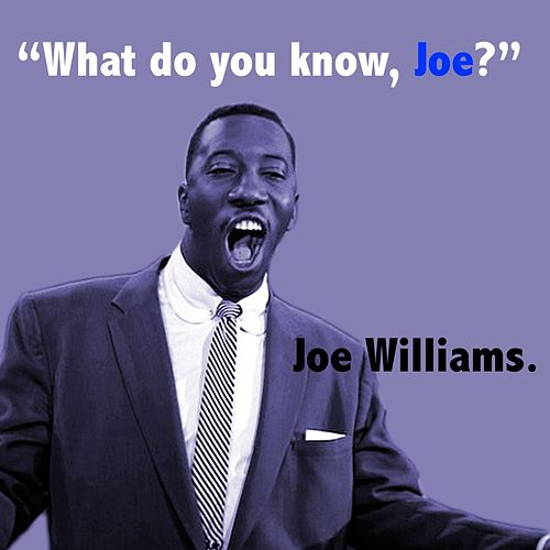What Do You Know Joe? by Joe Williams