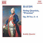 String Quartets Op. 50 Nos. 4-6 by Franz Joseph Haydn
