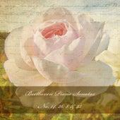 Beethoven Piano Sonatas No. 14, 26, 8 & 23 by Arthur Rubinstein