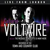 Live From London de Cabaret Voltaire