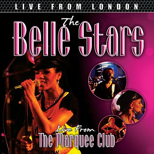 Live From London by Belle Stars