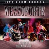 Live From London von Mezzoforte