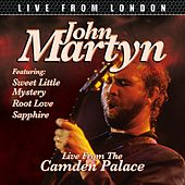 Live From London de John Martyn