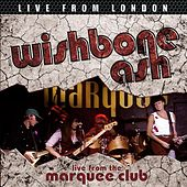 Live From London de Wishbone Ash