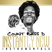 Instantly New (Instrumentals) de Count Bass D