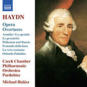 Haydn: Opera Overtures by Czech Chamber Philharmonic Orchestra Pardubice