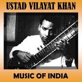 Music of India by Ustad Vilayat Khan