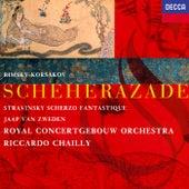 Rimsky-Korsakov: Scheherazade / Stravinsky: Scherzo fantastique de Royal Concertgebouw Orchestra