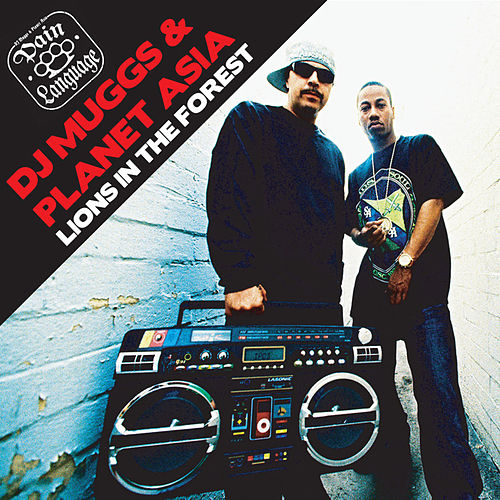 Lions In The Forest by DJ Muggs