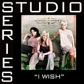 I Wish [Studio Series Performance Track] by Point of Grace
