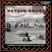 Navajo Songs by Various Artists