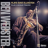 Plays Duke Ellington von Ben Webster