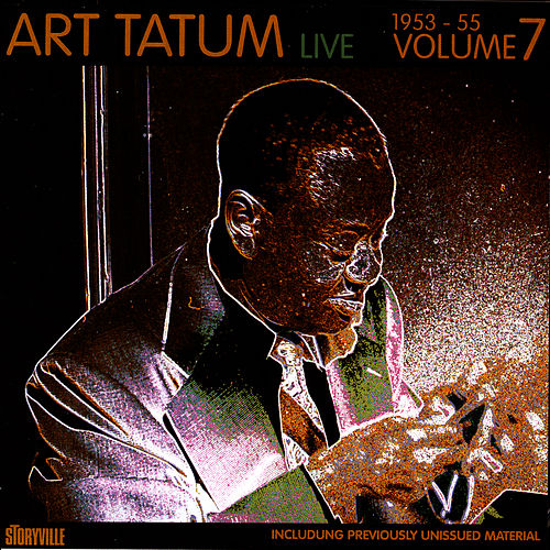 Live 1953-55 Vol. 7 by Art Tatum
