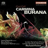 ORFF, C.: Carmina Burana (London Symphony, Hickox) by Barry Banks