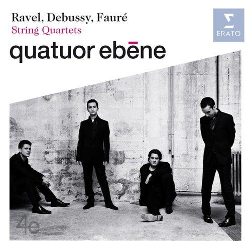 Debussy, Fauré, Ravel: String Quartets by Quatuor Ébène