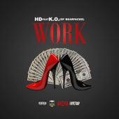 Work (feat K.O.) by HD