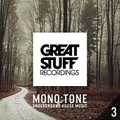 Mono:Tone Issue 3 de Various Artists