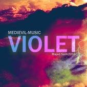 Violet by Majed Salih