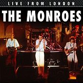 Live From London de Monroes