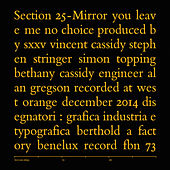 Mirror by Section 25