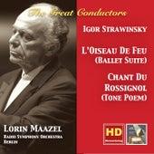 The Great Conductors: Lorin Maazel Conducts Stravinsky (Remastered 2016) von Deutsches Symphonie-Orchester Berlin