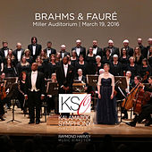 Brahms & Fauré by Various Artists