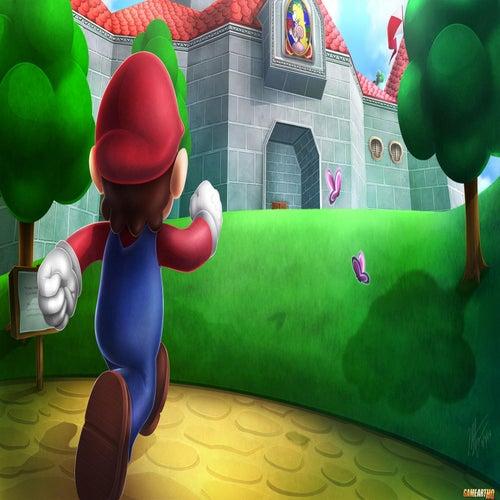 Super Mario 64 Soundtrack (Instrumental Remix) by Monsalve