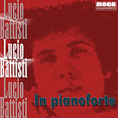 Lucio Battisti in pianoforte by Lucio Battisti