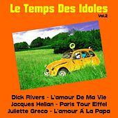 Le temps des idoles, Vol. 2 von Various Artists